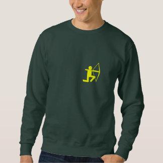 Kneeling Archer Sweatshirt