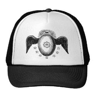 Kneph All Seeing Eye Masonic Symbol Trucker Hat