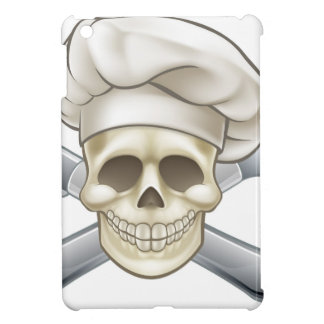 Knife and Fork Pirate Chef iPad Mini Case