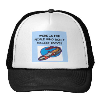 KNIfe collector Mesh Hat