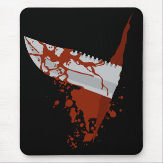 Knife Mouse Pad