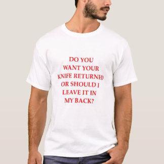 knife T-Shirt