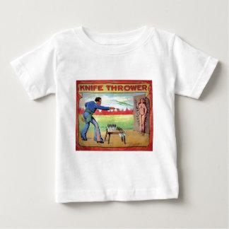 Knife Thrower Baby T-Shirt