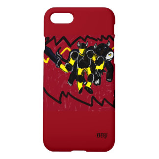 knight and bull iPhone 8/7 case