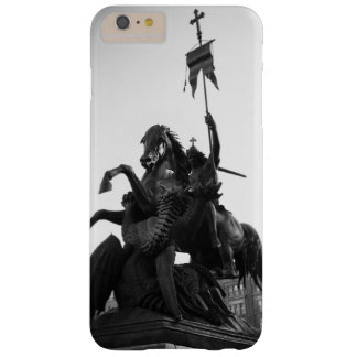 Knight and Dragon Barely There iPhone 6 Plus Case