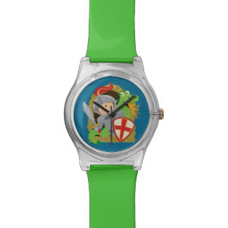 Knight and Dragon Watch