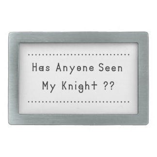 Knight Belt Buckles