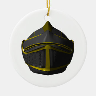 Knight Ceramic Ornament
