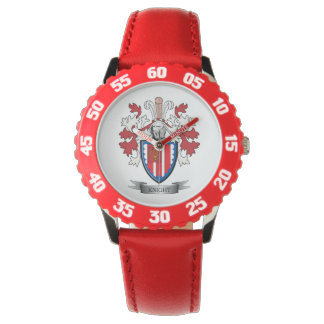 Knight Coat of Arms Watch