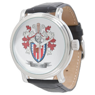 Knight Coat of Arms Wrist Watch