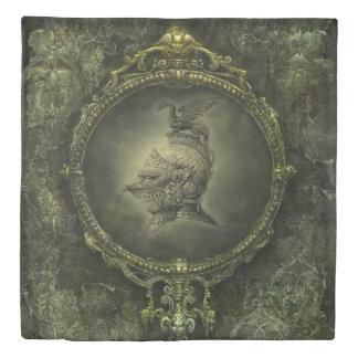 Knight Fantasy (2 sides) Queen Duvet Cover