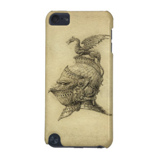 Knight Fantasy Grunge iPod Touch 5G Case