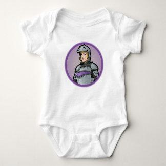 Knight -- Female Baby Bodysuit