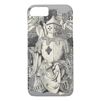 Knight Glossy Phone Case