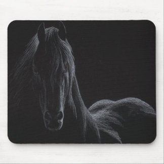 Knight Horse Collection Mouse Pad