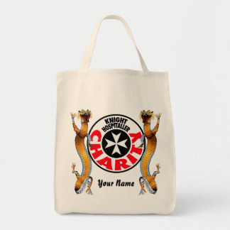 Knight Hospitaller Canvas Bags