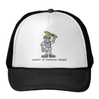 Knight in Shining Armor Costume Trucker Hat