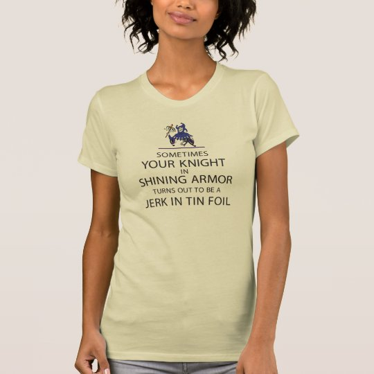 Knight in Shining Armour T-Shirt
