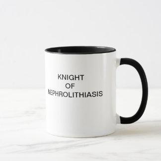 KNIGHT OF NEPHROLITHIASIS MUG