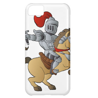 Knight on Horse iPhone 5C Covers