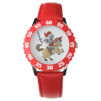 Knight on Horse Wristwatch