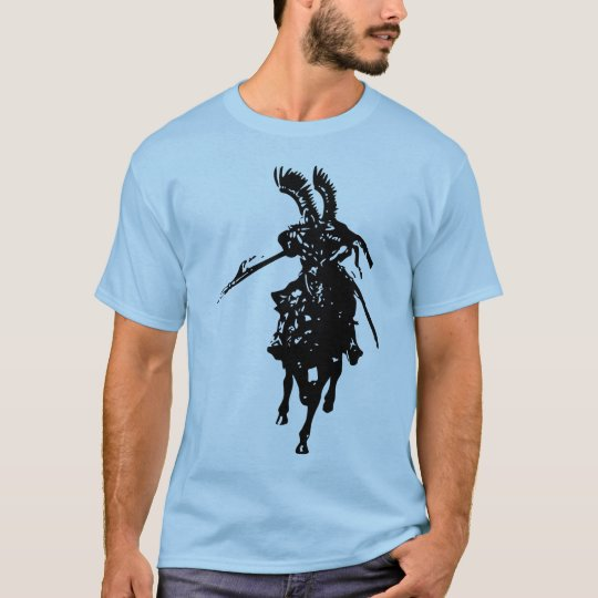 Knight on the horse T-Shirt