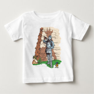 Knight on the rocks baby T-Shirt