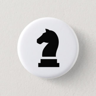 'Knight' Pictogram Button