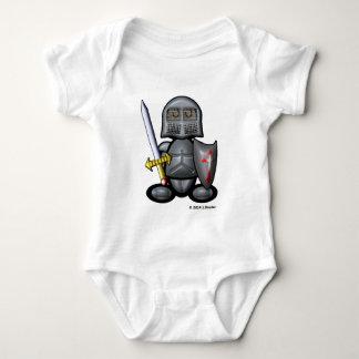Knight (plain) baby bodysuit