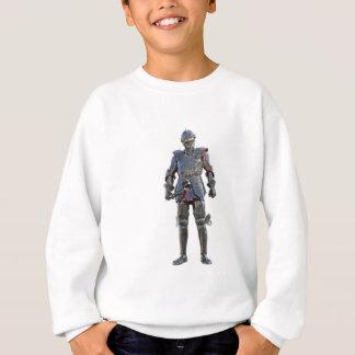 Knight Standing and Looking Forward Sweatshirt