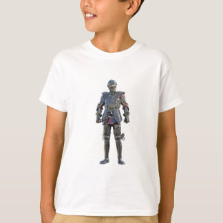 Knight Standing and Looking Forward T-Shirt