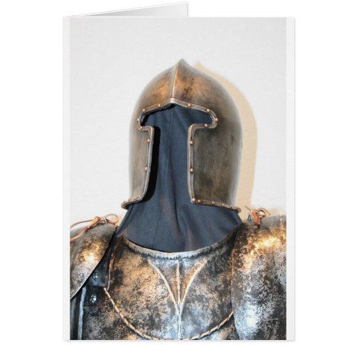 Knight Templar Card
