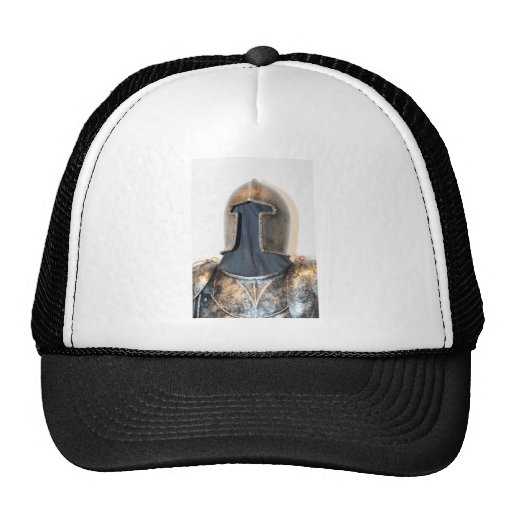 Knight Templar Mesh Hat