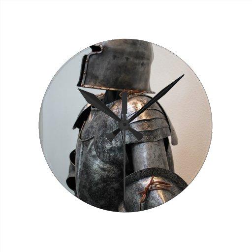 Knight Templar Two Clocks