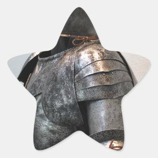 Knight Templar Two Star Sticker