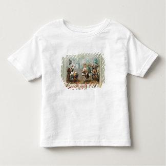 Knight tournament toddler t-shirt