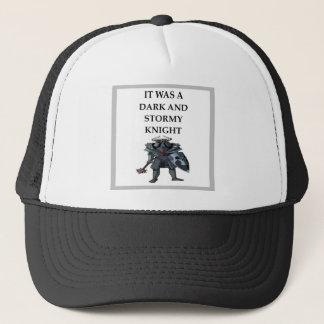 KNIGHT TRUCKER HAT