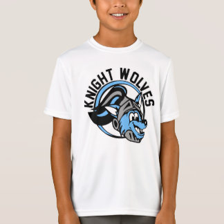 Knight Wolves Soccer Sport Shirt - Youth