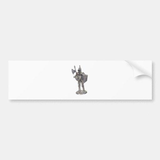 KnightArmor111809 copy Bumper Sticker