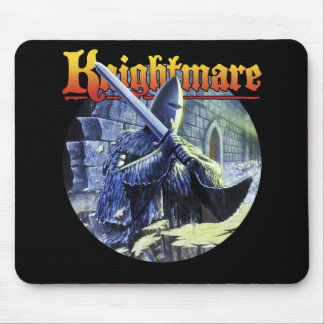 Knightmare Fright Knight Mouse mat