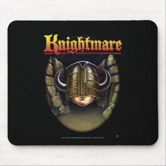Knightmare Helmet of Justice Mouse mat