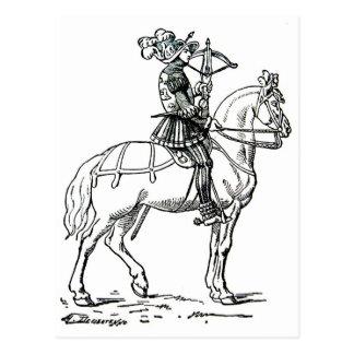 knights-armor-7 postcard