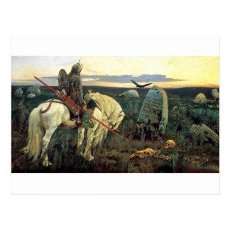 knights-armor-83 postcard