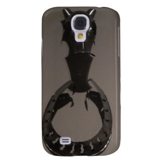 Knights Armor: Horse Mask Samsung Phone Case