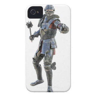 Knights Challenge to His Opponent iPhone 4 Case-Mate Case