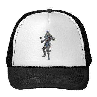 Knights Challenge to His Opponent Trucker Hat