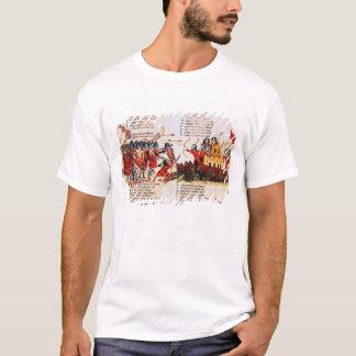 Knights Fighting T-Shirt