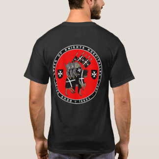 Knights Hospitaller Marching to Battle Seal Shirt