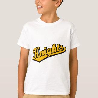 Knights in Orange T-Shirt