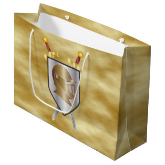 Knights Large Gift Bag